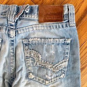Big Star Pioneer Regular Bootcut Light Jeans